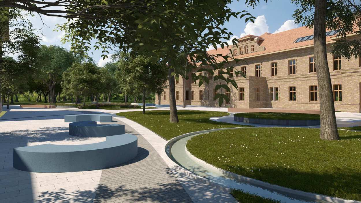 Székesfehérvári Campus, Corvinus, egyetem