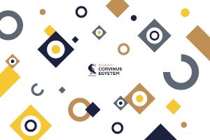 Budapesti Corvinus Egyetem, logo, borítókép