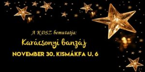 KDSZ Karácsonyi buli 2019.11.30