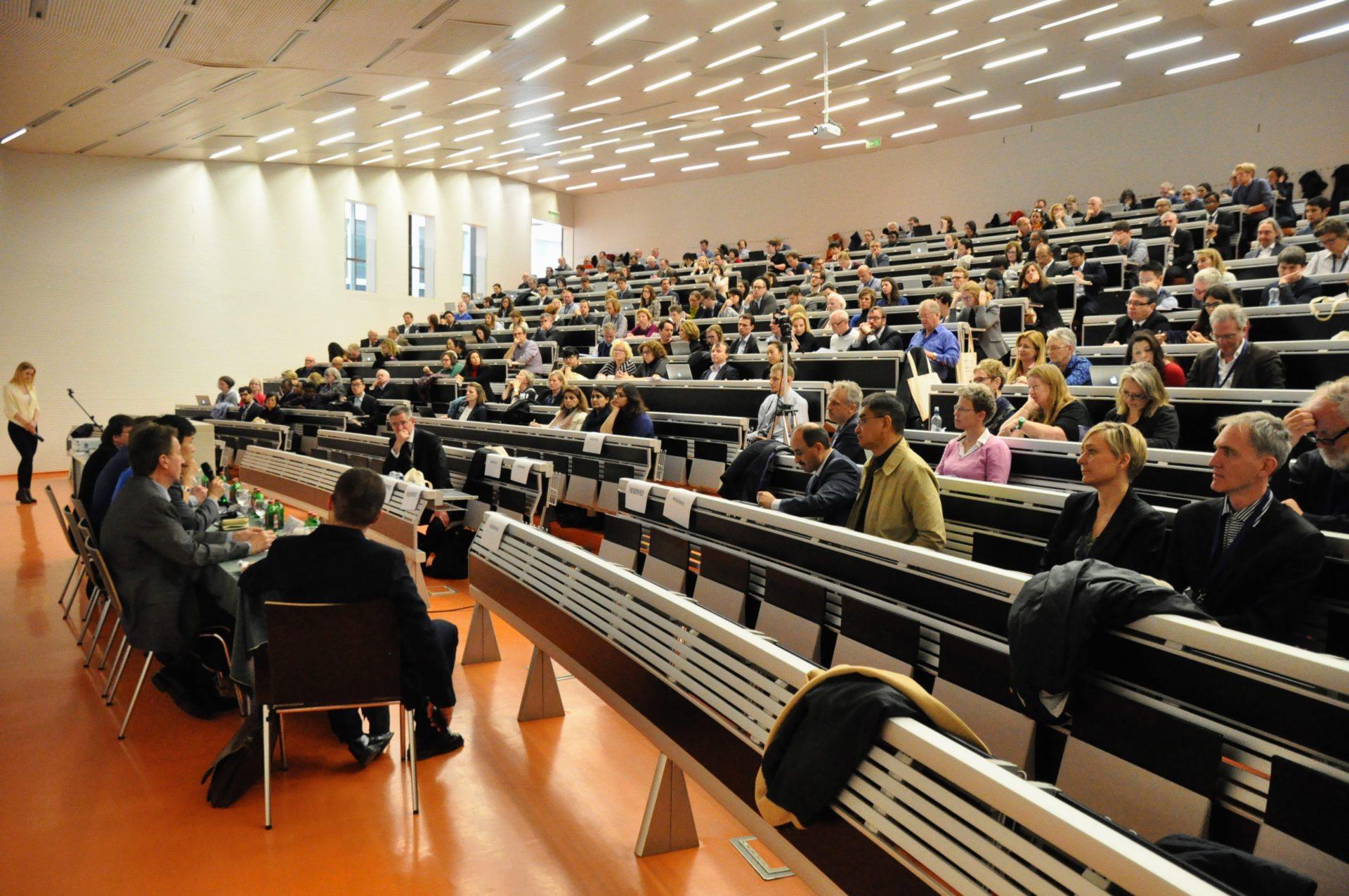 21. éves IRSPM Konferencia a Budapesti Corvinus Egyetemen.