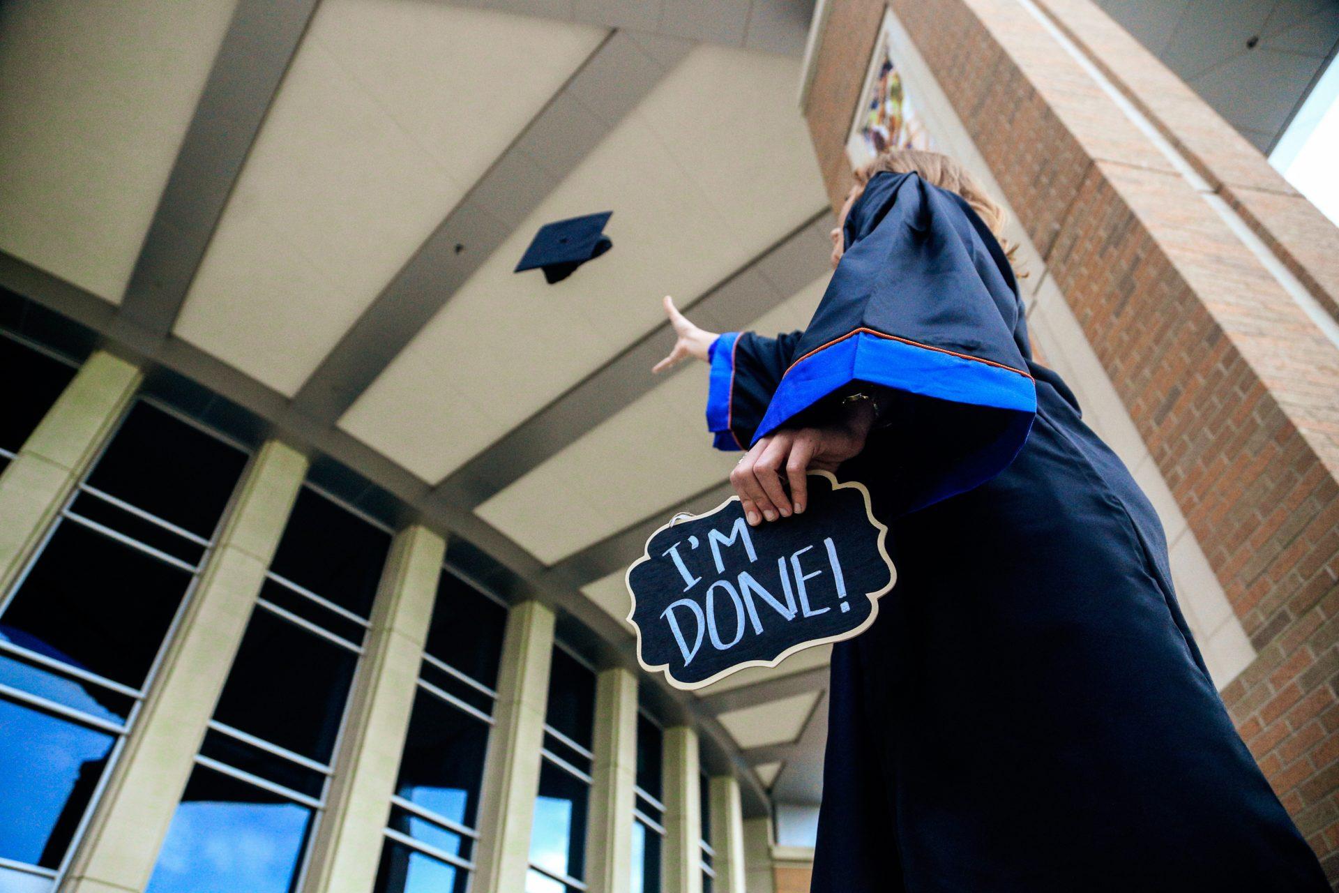 diploma, záróvizsga, degree, graduation