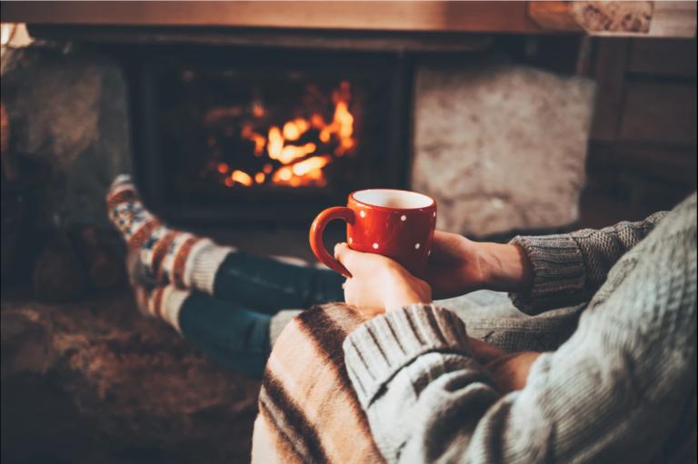 tél, hideg, pihenés
