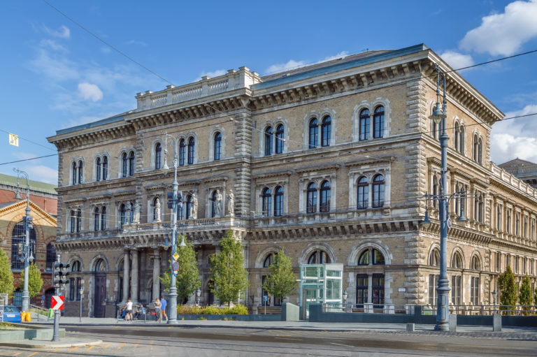 Corvinus Egyetem épülete