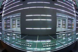 Corvinus Egyetem könyvtár