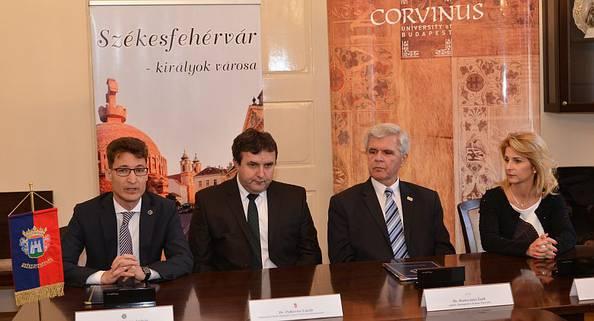 Corvinus Székesfehérvár, Corvinus, Palkovics