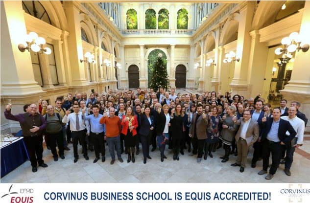 EQUIS akkreditáció, Corvinus