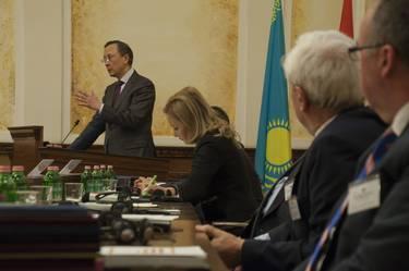 Kazakh-magyar Corvinus