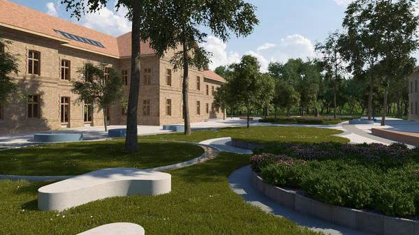 Székesfehérvári Campus, kivitelezés