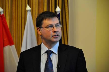 Valdis Dombrovskis, Corvinus