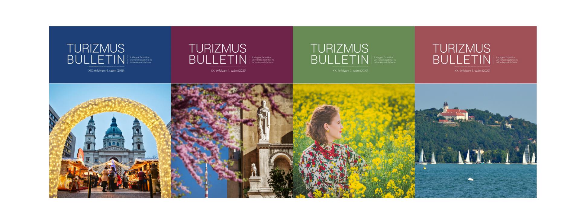 Turizmus Bulletin TTK Corvinus