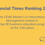 1 Financial Times Ranking 2020