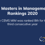 3 QS Masters in Management Rankings 2020
