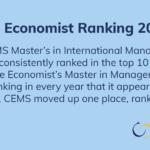 4 The Economist Ranking 2019