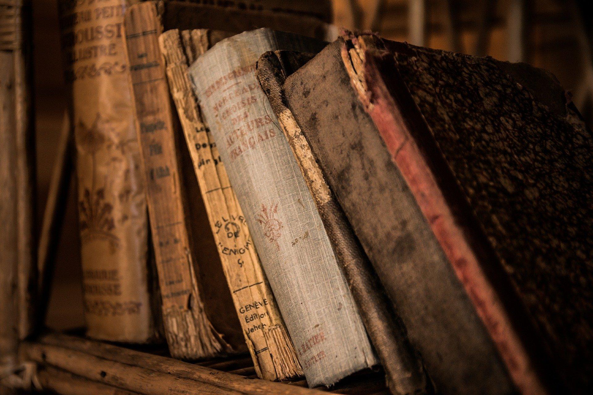korszakos könyvek