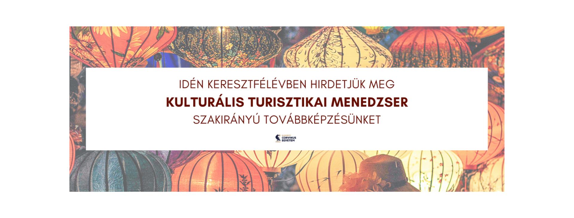 Kulturális turisztikai menedzser